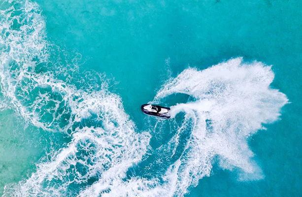 Saiba porque é mais seguro guardar seu jet ski em uma náutica!