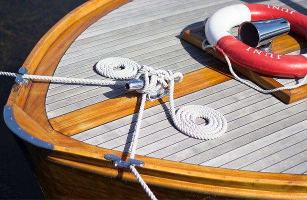 Dicas para conservar seu barco