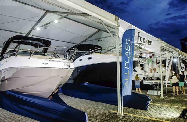 4º Boat Week na Riviera